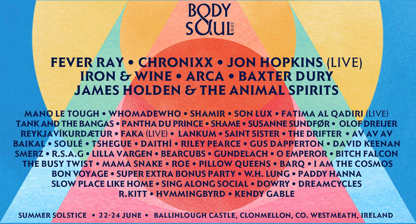 bodyandsoul whos playing